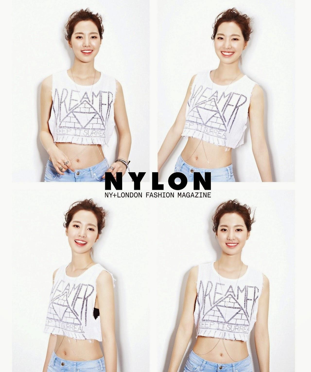 Jin Se Yeon - Nylon June 2014