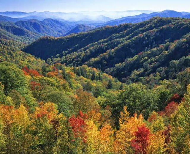Great Smoky Mountain National Park, Tennessee - North Carolina, USA