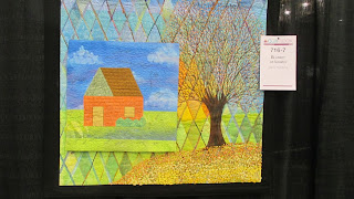 The Literate Quilter Aqs Grand Rapids Guild Challenge