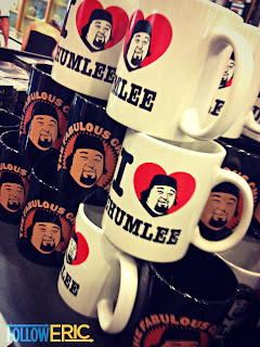 I Heart Chumlee coffee mugs from the home of History Channel's Pawn Stars - Gold & Silver Pawn Shop in Las Vegas, Nevada