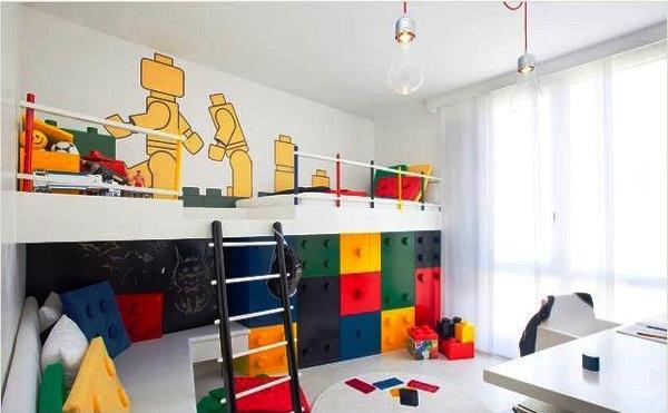 desain kamar tidur unik untuk anak laki laki lantaikayuku