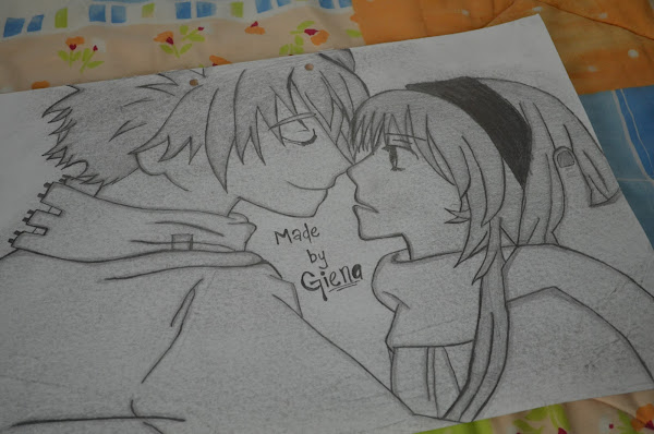 Anime Couple Easy To Draw