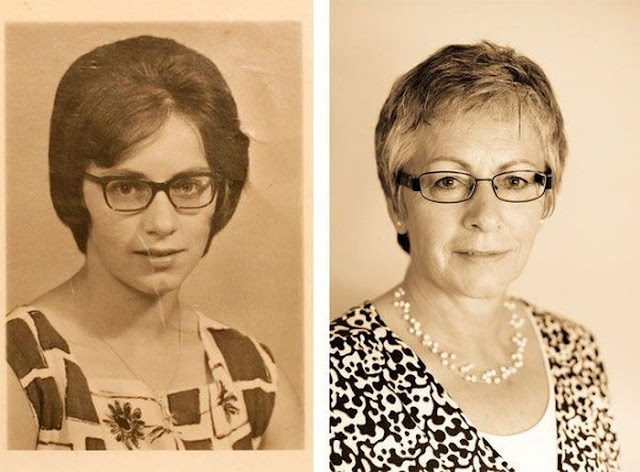 Past vs Present Portraits Seen On www.coolpicturegallery.us