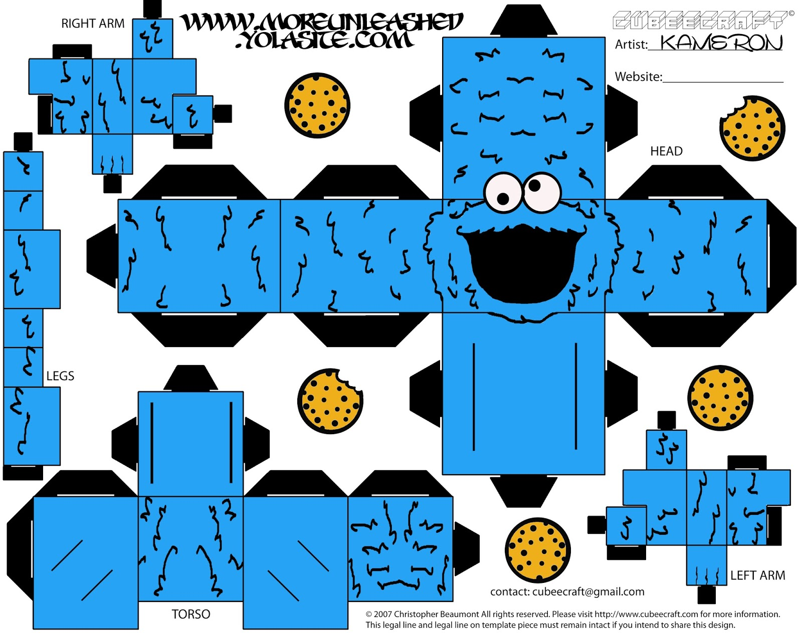 download papercraft