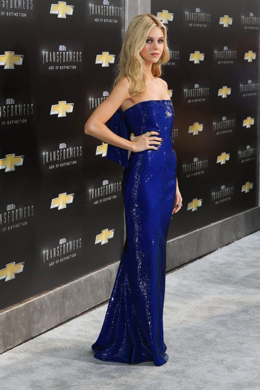 Celebrity red carpet hair pictures