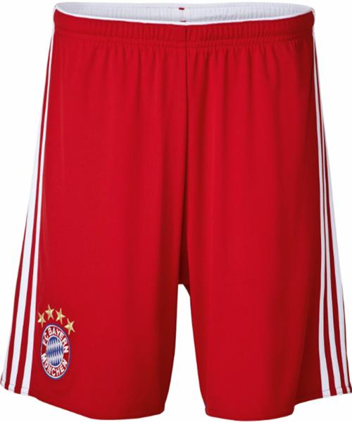 FC Bayern 14-15 Home Shorts