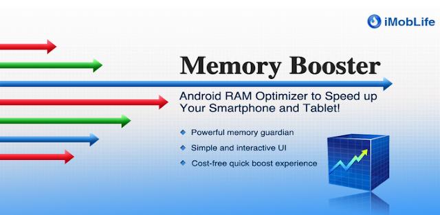 Memory Booster (Full Version) v7.0.3 Apk Miki
