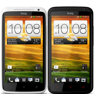 HTC One X+ vs One X