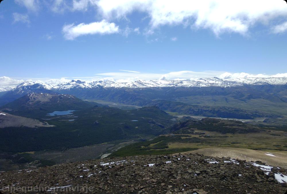 El Chaltén, patagonia , senda, sendero Pliegue Tumbado