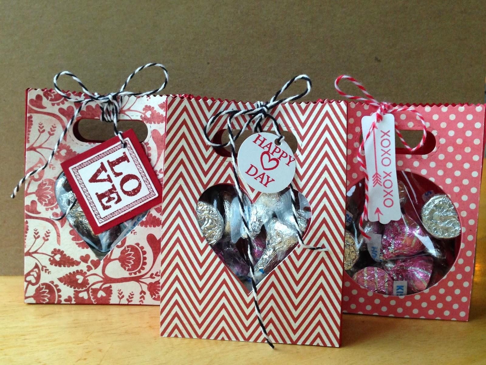 valentine goodie bags - Valentines Goodie Bags