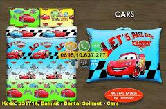 Harga Balmut / Bantal Selimut – Cars Jual