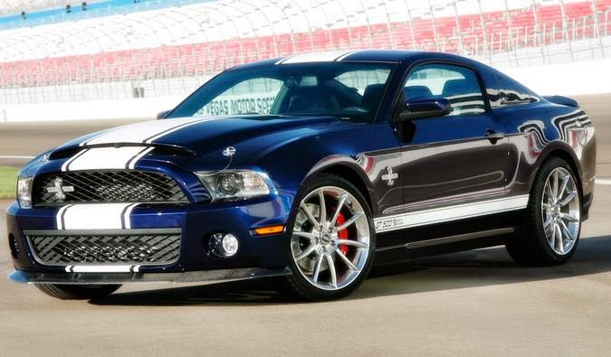 Shelby GT500 Super Snake 1000HP