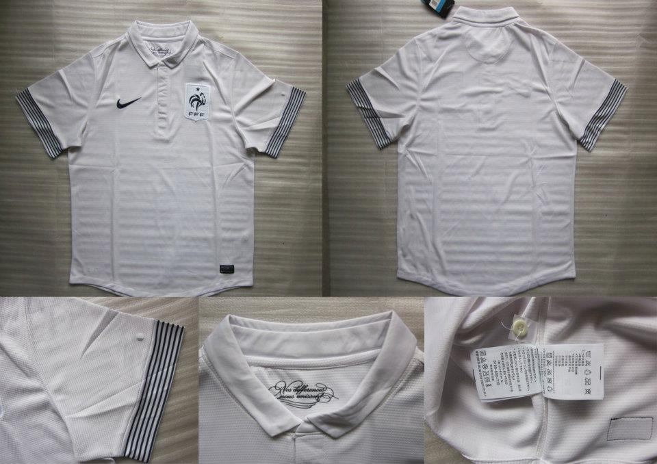 prancis away putih euro 2012
