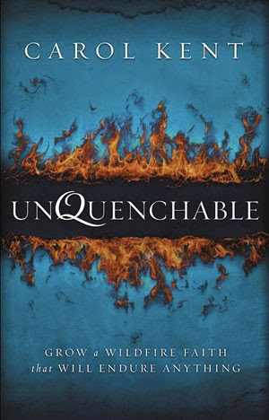 Unquenchable a book review  {Reading List} A Cozy Reading Spot Feature