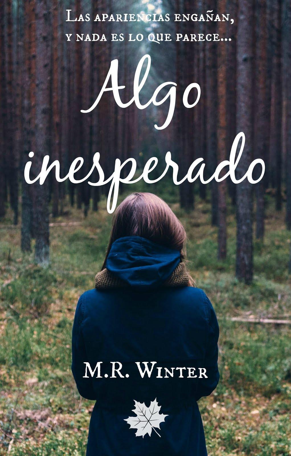 Esta es la portada del libro.