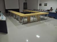 furniture kantor semarang - meja rapat bentuk u 02
