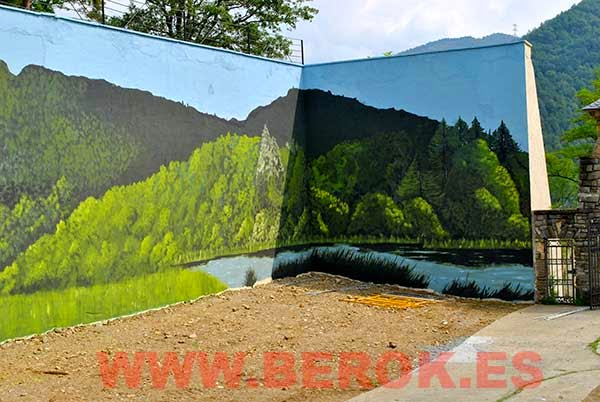 Mural Gerona