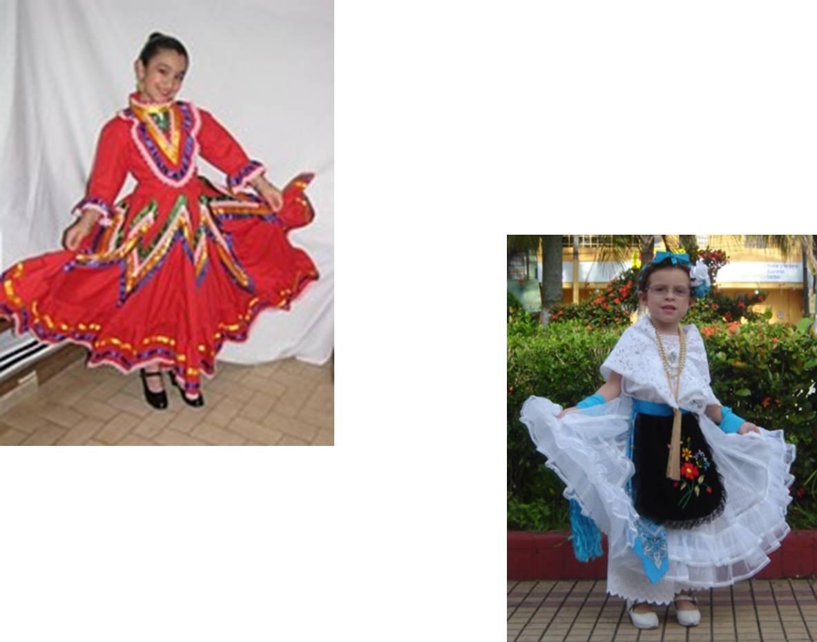 Renta de vestidos regionales en veracruz