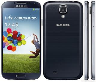 Samsung I9500 Galaxy S 4 hitam