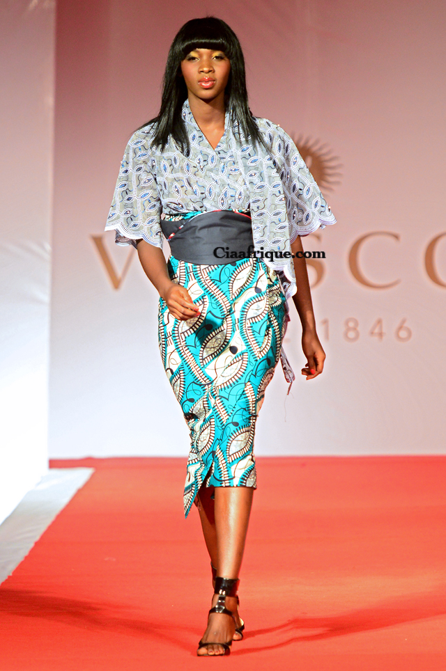 Vlisco Fashion Show Cotonou Benin 2012 Ciaafrique