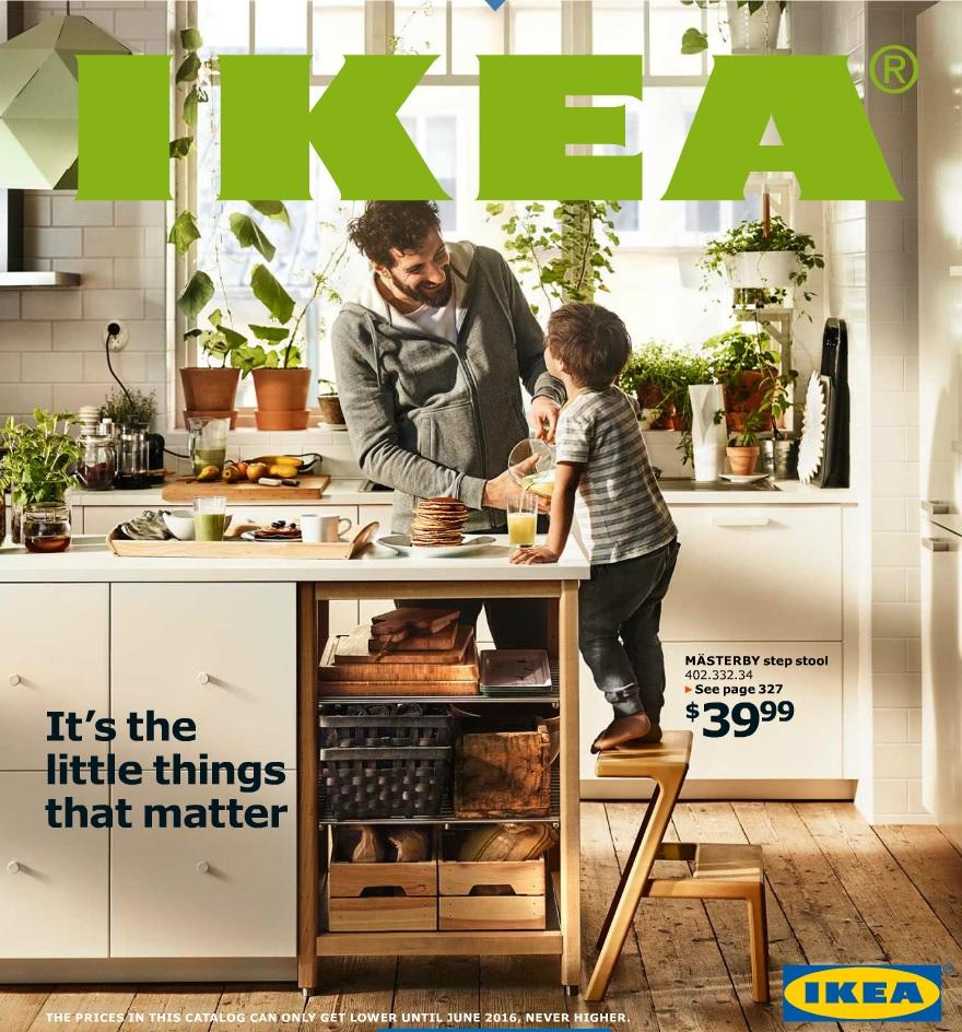 Ikea uusi kuvasto 2016