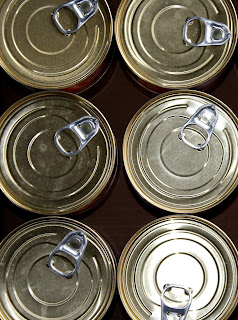 Here is a handy USDA resource that explains how to properly handle canned foods