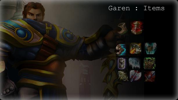 Build Pro Garen