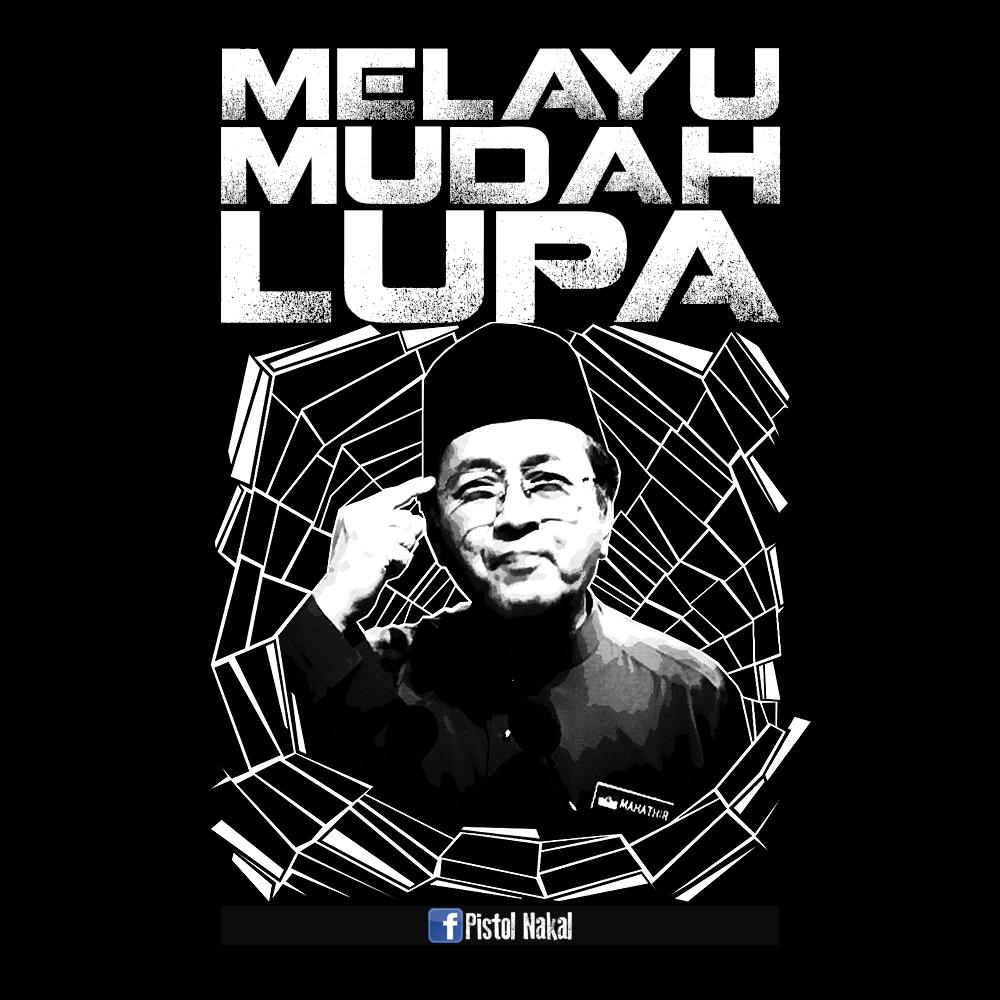 Komen Balas Mahathir Kepada Soal Jawab Najib