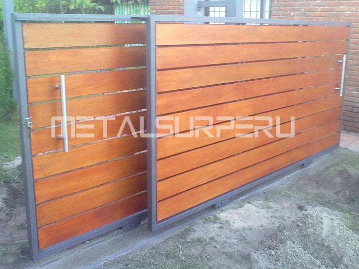 Falso techo drywall arequipa for Puertas metalicas para patio