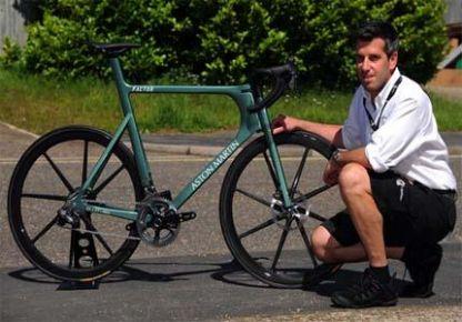 Dünyanın En Pahalı Bisikleti 70 Bin Lira Hüseyin Sivas