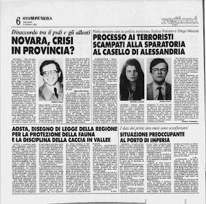 LA STAMPA 2 APRILE 1985
