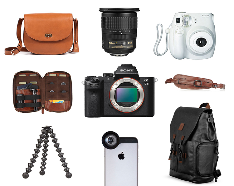 Camera Gear to shop October 2015