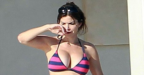 Lauren Sanchez Bikini Nude Photos 50