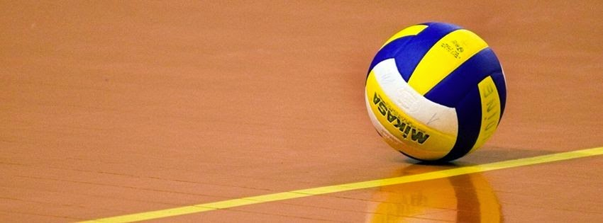 Couverture facebook volley ball