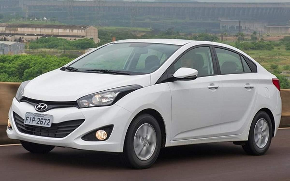 Hyundai HB20S 2015