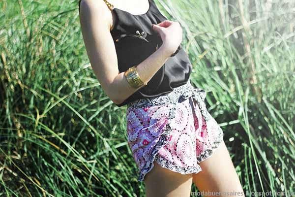 Shorts SantaOsadía primavera verano 2015.