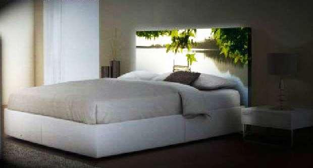Decora hogar decora con la nueva t cnica - Cuadros cabecera cama ...