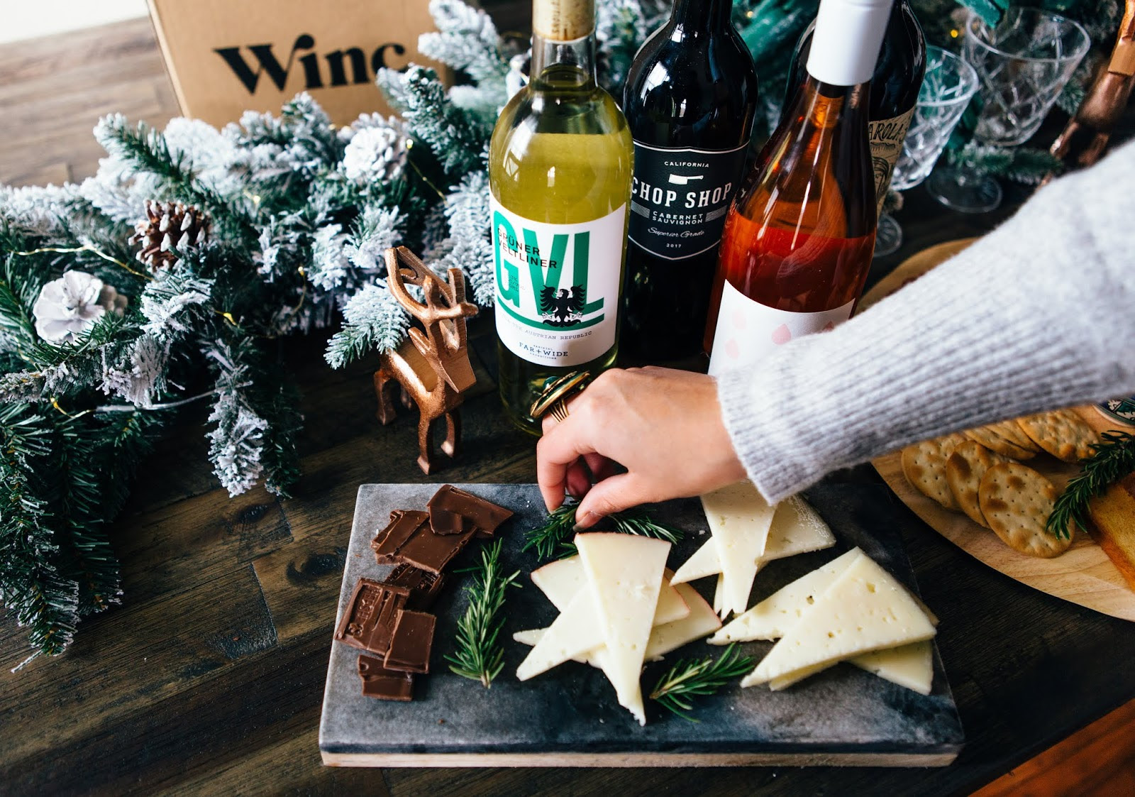 Gift Something They'll Truly Remember - A Winc Gift Card