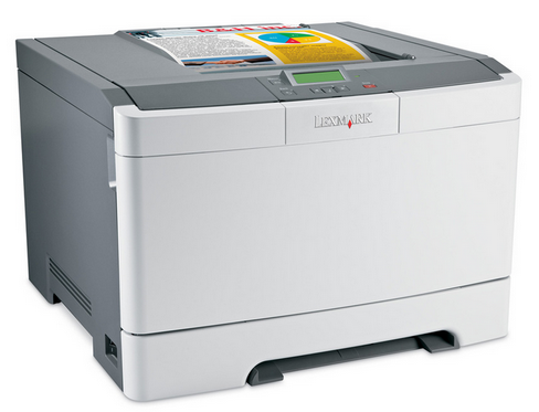 Lexmark C543dn Printer