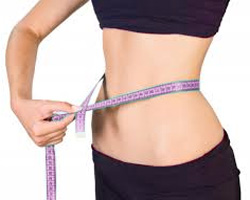 Tubuh Langsing Setelah Diet