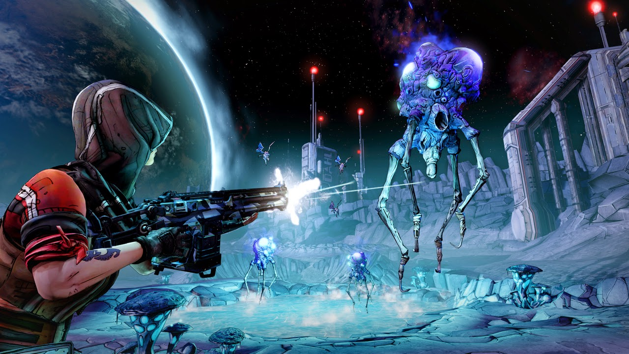 Borderlands The Pre Sequel screenshots