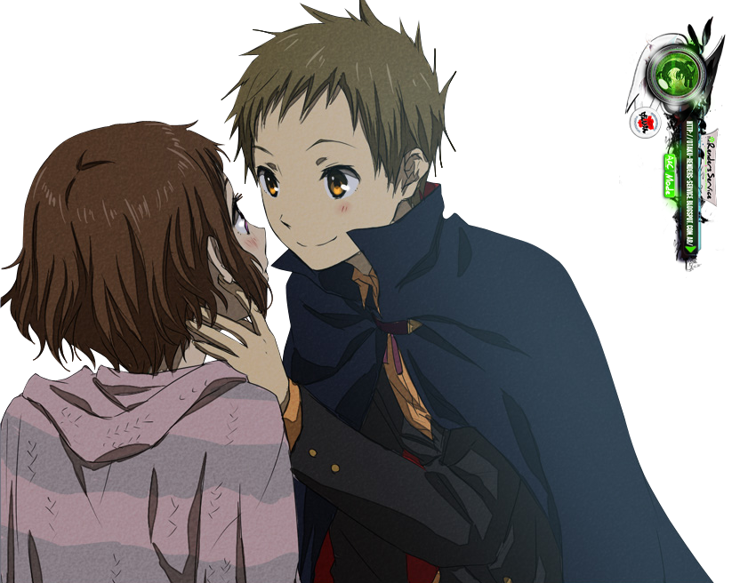 Hyouka satoshi and mayaka