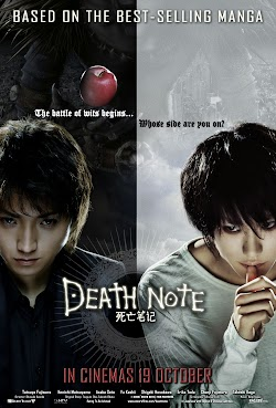 Cuốn Sổ Tử Thần - Death Note (2006) Poster