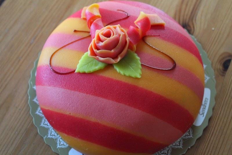 La sua prinsesstårta