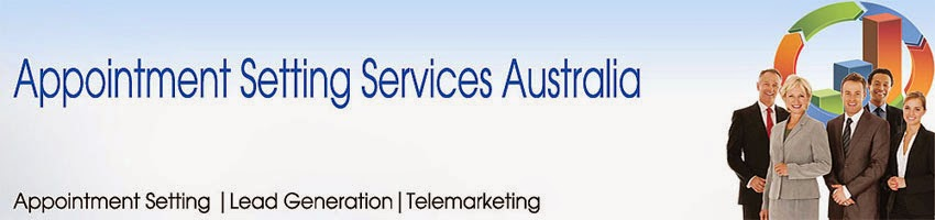 Appointment Setting Services Australia