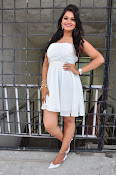 Ashwini latest sizzling photos in white-thumbnail-1