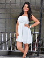 Ashwini sizzing at Btech Babulu press meet-cover-photo