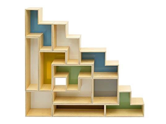 The Many Faces of Decorative Shelves - IDEA INTERIOR DESIGN - Home ...