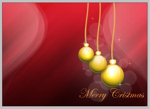 Desain Kartu Natal Untuk Di Cetak