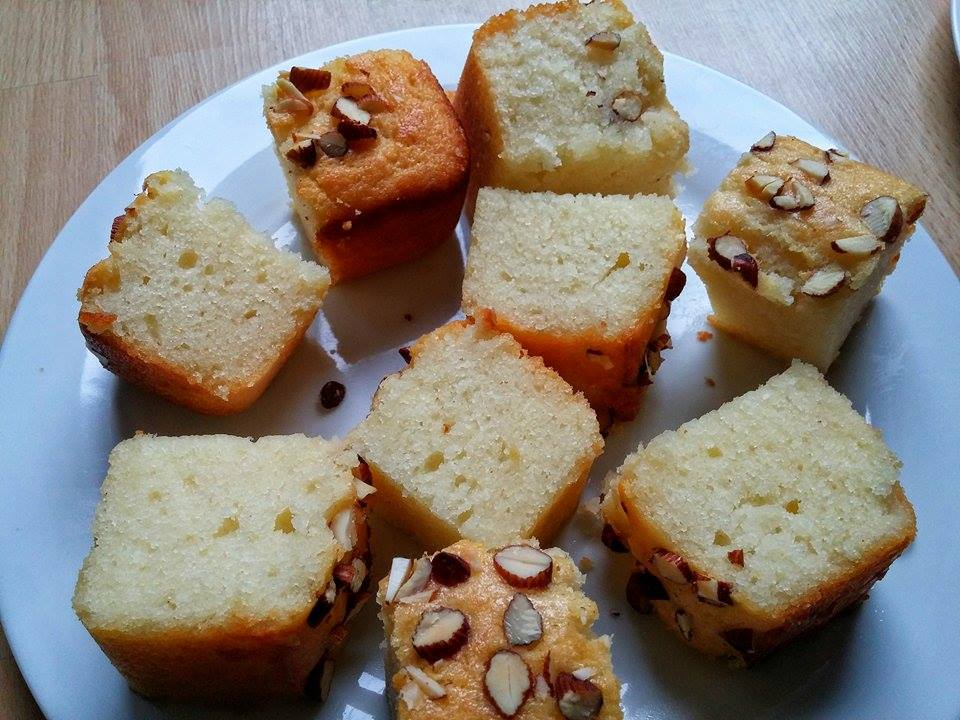 how to make cake from milk powder